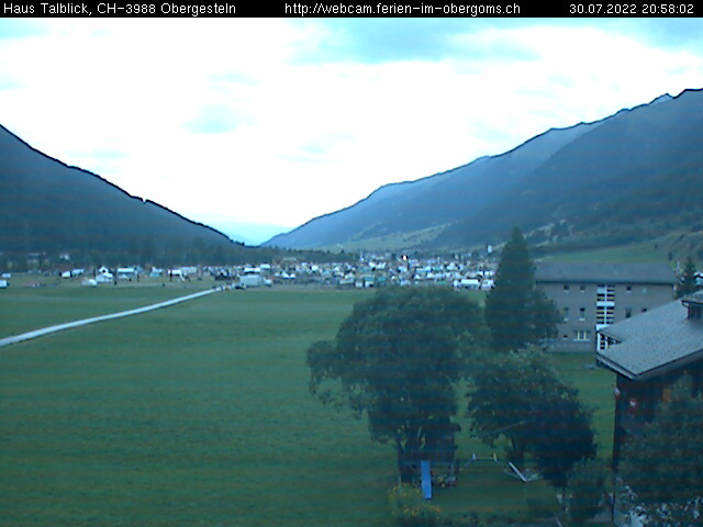 Goms / Obergoms Webcam
