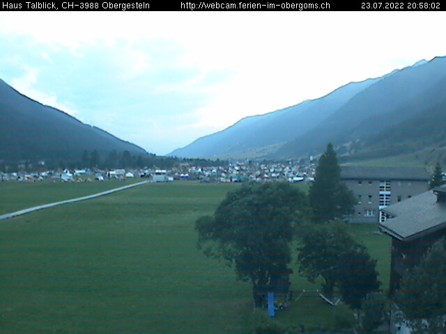 Webcam Obergesteln